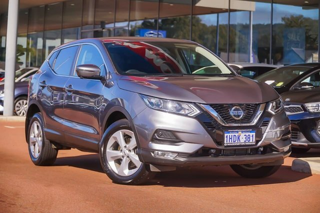 Used Nissan Qashqai J11 Series 3 MY20 ST+ X-tronic Gosnells, 2020 Nissan Qashqai J11 Series 3 MY20 ST+ X-tronic Grey 1 Speed Constant Variable Wagon