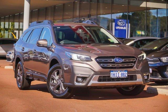 Demo Subaru Outback AWD Gosnells, 2021 Subaru Outback 6GEN AWD Bronze Constant Variable SUV