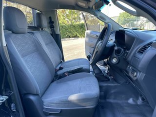 2014 Holden Colorado RG DX Black 6 Speed Manual Single Cab