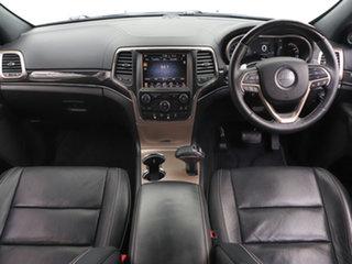 2014 Jeep Grand Cherokee WK MY14 Overland (4x4) Black 8 Speed Automatic Wagon