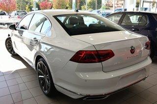 2021 Volkswagen Passat 3C (B8) MY21 162TSI DSG Elegance Pure White 6 Speed.