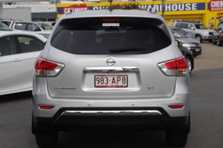 2016 Nissan Pathfinder R52 Series II MY17 ST X-tronic 2WD Silver 1 Speed Constant Variable Wagon