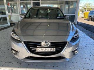 2014 Mazda 3 SP25 - Astina Aluminium Sports Automatic Hatchback.