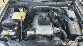 2010 Ford Falcon FG G6 Brown 6 Speed Sports Automatic Sedan
