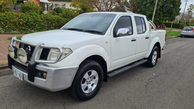 Used Nissan Navara D40 ST-X (4x4) Prospect, 2006 Nissan Navara D40 ST-X (4x4) 6 Speed Manual Dual Cab Pick-up