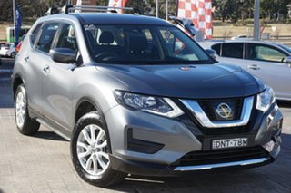 2017 Nissan X-Trail T32 Series II TS X-tronic 4WD Grey 7 Speed Constant Variable Wagon.