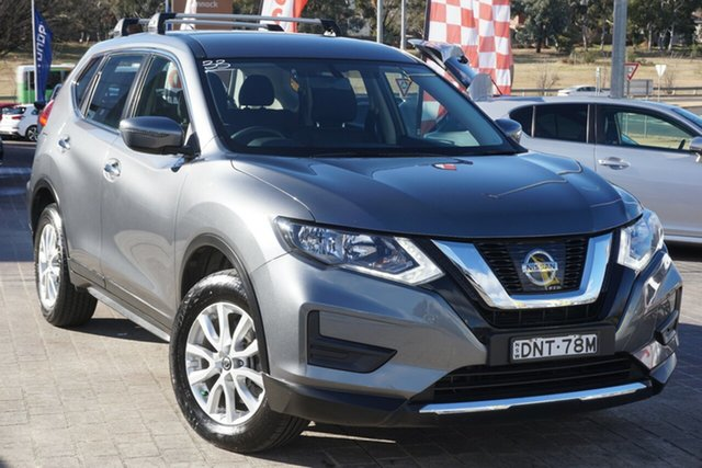 Used Nissan X-Trail T32 Series II TS X-tronic 4WD Phillip, 2017 Nissan X-Trail T32 Series II TS X-tronic 4WD Grey 7 Speed Constant Variable Wagon
