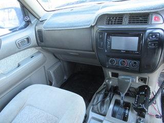 1998 Nissan Patrol GU ST White 4 Speed Automatic Sportswagon