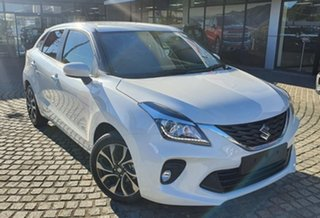 2021 Suzuki Baleno EW Series II GLX Arctic White 4 Speed Automatic Hatchback.