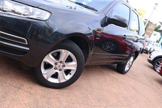 2014 Ford Territory SZ TX (4x4) Green 6 Speed Automatic Wagon.