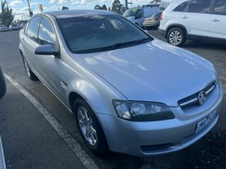 2008 Holden Commodore VE MY08 Omega Silver 4 Speed Automatic Sedan.
