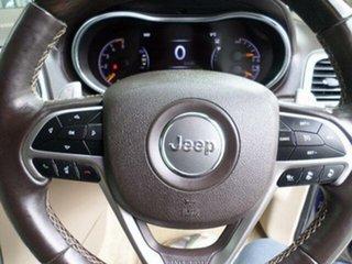 2018 Jeep Grand Cherokee WK MY18 Overland (4x4) Blue 8 Speed Automatic Wagon