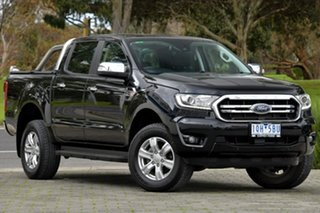 2019 Ford Ranger PX MkIII 2019.00MY XLT Black 10 Speed Sports Automatic Super Cab Pick Up.