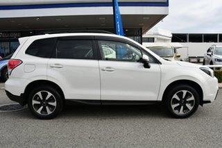 2017 Subaru Forester S4 MY17 2.5i-L CVT AWD Action Pack White 6 Speed Constant Variable Wagon