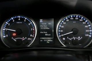 2017 Toyota Kluger GSU55R GX AWD Crystal Pearl 8 Speed Sports Automatic Wagon