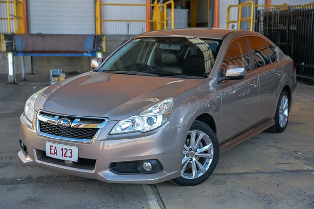Used Subaru Liberty B5 MY14 2.5i Lineartronic AWD Hendra, 2014 Subaru Liberty B5 MY14 2.5i Lineartronic AWD Bronze 6 Speed Constant Variable Sedan