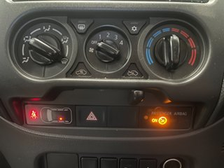 2016 Mitsubishi Triton MQ MY17 GLX Double Cab White 5 Speed Sports Automatic Utility
