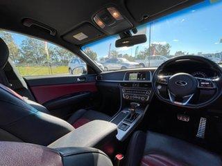 2018 Kia Optima JF MY18 GT White 6 Speed Sports Automatic Sedan
