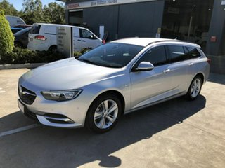 2017 Holden Commodore ZB MY18 LT Sportwagon Silver 9 Speed Sports Automatic Wagon