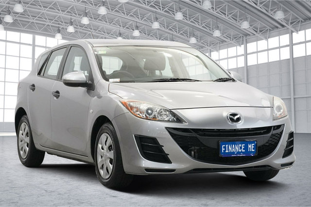 Used Mazda 3 BL10F1 MY10 Neo Activematic Victoria Park, 2010 Mazda 3 BL10F1 MY10 Neo Activematic Silver 5 Speed Sports Automatic Hatchback