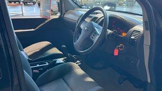 2012 Nissan Navara D40 S6 MY12 ST Black 6 Speed Manual Utility