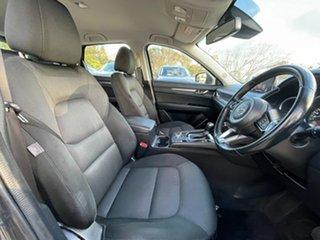 2017 Mazda CX-5 KF4W2A Maxx SKYACTIV-Drive i-ACTIV AWD Sport Grey 6 Speed Sports Automatic Wagon
