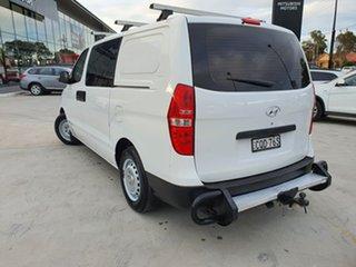 2013 Hyundai iLOAD TQ2-V MY13 Crew Cab White 5 Speed Automatic Van.