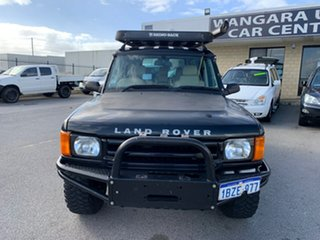 2002 Land Rover Discovery S TD5 (4x4) Black 4 Speed Automatic Wagon.