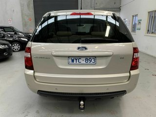 2009 Ford Territory SY MkII TS AWD Gold 6 Speed Sports Automatic Wagon
