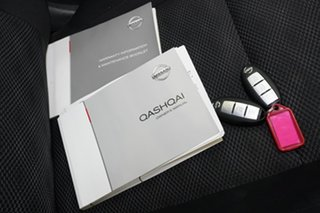 2016 Nissan Qashqai J11 TS Black 1 Speed Constant Variable Wagon