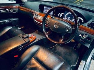2006 Mercedes-Benz S-Class W221 MY07 S350 Grey 7 Speed Automatic Sedan