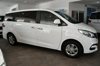 2021 LDV G10 SV7A Blanc White 6 Speed Sports Automatic Wagon