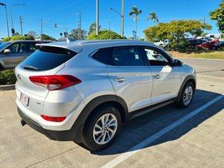 2015 Hyundai Tucson TLE Elite AWD Silver 6 Speed Sports Automatic Wagon.