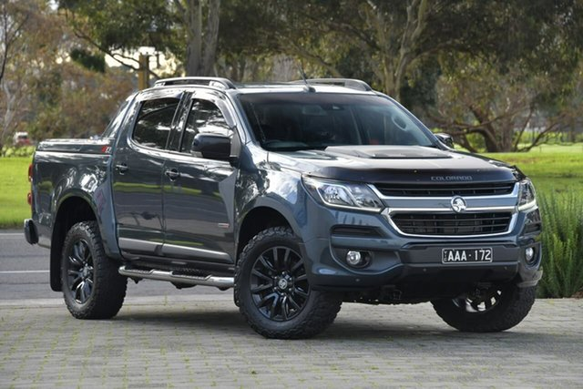 Used Holden Colorado RG MY20 Z71 Pickup Crew Cab Dandenong, 2019 Holden Colorado RG MY20 Z71 Pickup Crew Cab Grey 6 Speed Sports Automatic Utility