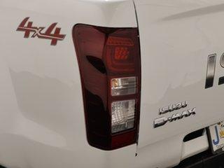2017 Isuzu D-MAX MY17 LS-U Space Cab White 6 Speed Sports Automatic Utility