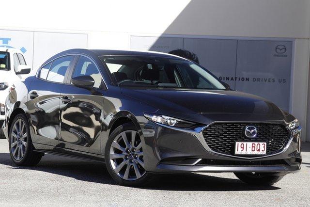 Demo Mazda 3 BP2S7A G20 SKYACTIV-Drive Evolve Bundamba, MAZDA3 N 6AUTO SEDAN G20 EVOLVE VISION