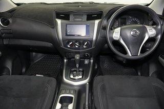 2017 Nissan Navara D23 S2 RX Silver 7 Speed Sports Automatic Utility