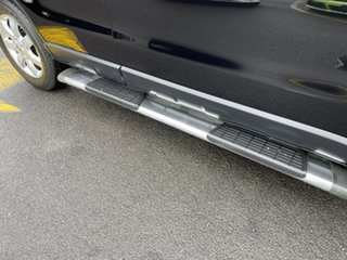 2009 Honda CR-V RE MY2007 Luxury 4WD Black 5 Speed Automatic Wagon.