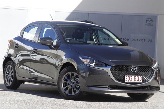Demo Mazda 2 DJ2HAA G15 SKYACTIV-Drive Pure Bundamba, MAZDA2 Q 6AUTO HATCH G15 PURE