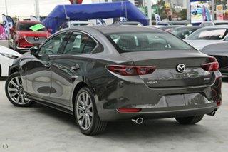 2021 Mazda 3 BP2SLA G25 SKYACTIV-Drive Astina Grey 6 Speed Sports Automatic Sedan