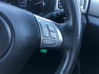 2009 Subaru Forester S3 MY09 XS AWD Green 4 Speed Sports Automatic Wagon