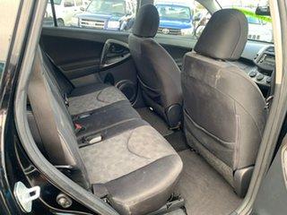 2012 Toyota RAV4 ACA38R CV (2WD) Black 4 Speed Automatic Wagon