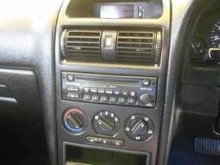 2005 Holden Astra TS MY05 Classic Silver 4 Speed Automatic Sedan