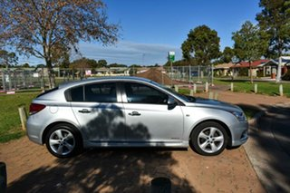 2012 Holden Cruze JH Series II MY12 SRi-V Silver 6 Speed Sports Automatic Hatchback.