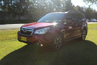 2015 Subaru Forester S4 MY15 2.5i-S CVT AWD Red 6 Speed Constant Variable Wagon.