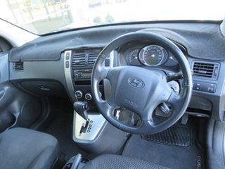 2009 Hyundai Tucson JM City Silver 4 Speed Automatic Wagon