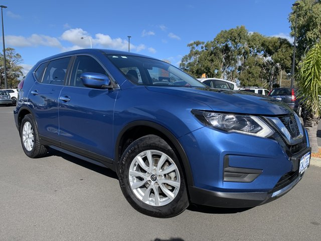 Used Nissan X-Trail T32 Series II ST X-tronic 2WD Bunbury, 2018 Nissan X-Trail T32 Series II ST X-tronic 2WD Blue 7 Speed Constant Variable Wagon