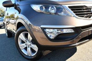 2014 Kia Sportage SL Series II MY13 SI Bronze 5 Speed Manual Wagon.