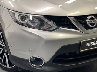 2015 Nissan Qashqai J11 TI Platinum 1 Speed Constant Variable Wagon.