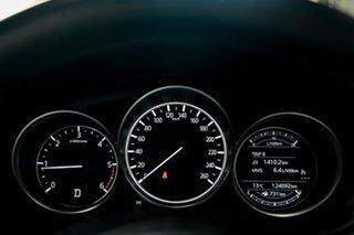 2018 Mazda CX-5 KF4W2A Touring SKYACTIV-Drive i-ACTIV AWD Blue 6 Speed Sports Automatic Wagon